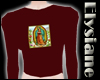 {E} Guadalupe Tee Red