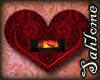 Valentine Wall Fireplace