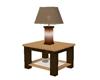 Austin Table & Lamp