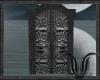 {V} Grey Castle Door