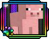 SP  Minecraft Pig Hat