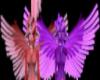 Valentine Wings Purple