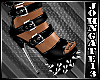 - Spiked Belted Heels -