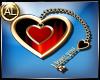 I LOVE YOU HEART AND KEY
