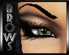 Defined Black Eyebrows
