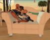 cuddle talk beach chair