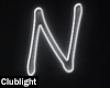 Letter N | Neon