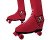 NFL Buccaneers Skates M