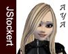 Sun Streaked Blond Aya
