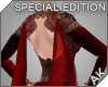 ~AK~ Royal Cape: Ruby