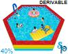 (S) Kids Pool 40%