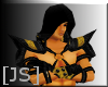 [JS] Shoulder Armor BlkG