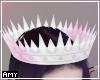 ! White crown