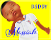 Messiah blue polo