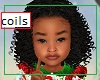 Kids Curly Coils Natural