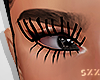 long cute top lashes