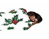 Holly Sleepy Blanket