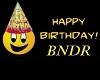 BNDR BirthDay