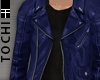 #T Leather JK #Indigo R