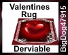 [BD] Valentines Rug
