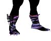 Entwined Dragon Boots
