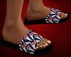 RWB-flip flops