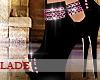 AnaKondA Boots Pink