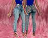 Jeweled Jeans