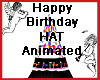 Happy Birthday Hat Anima
