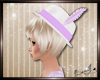 Pixie Fedora Lilac