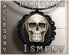 [Is] Skull Necklace Drv