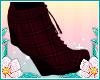 Tartan Boots I