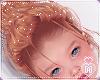 👑 Ginger Sparkly Hair