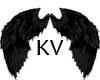 [KV] Black Angel Wings