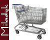 MLK Empty Shopping Cart