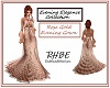 RHBE.Rose Gold Gown