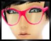 ~<3 Pink glasses ~<3