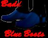 [BK-M] Blue Boots