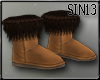 Cute Ugg Fur Boots