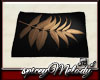 BlackGold Leaf NP Pillow