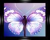 Butterfly swarm pastel