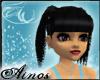 {A}Niquita in black