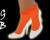 [GB] S&M Heels W/ Socks