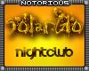 SolarGlo Night Club