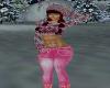 pink sweater 1