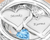 Monks & Karma V-Day