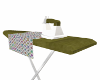 Ironing Board Green/Wite