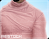 Basic Turtleneck Pink