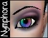{N} Pale Rainbow Eyes