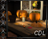 !C* T Pumpkin Table